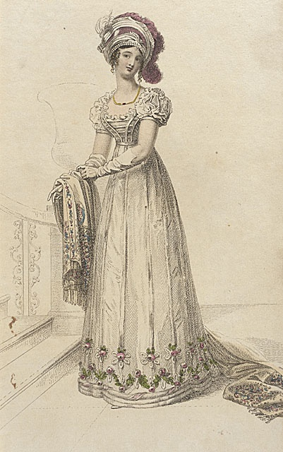 regency-ball-gown-fashion-plate