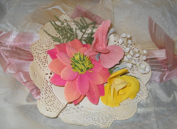 1940s-corsage