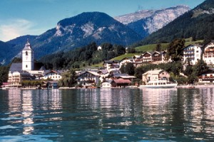 austrian lakes & mountains
