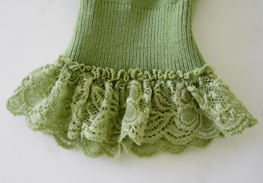 How To Sew Modest Clothing Using Stretch Lace Trims Edelweiss