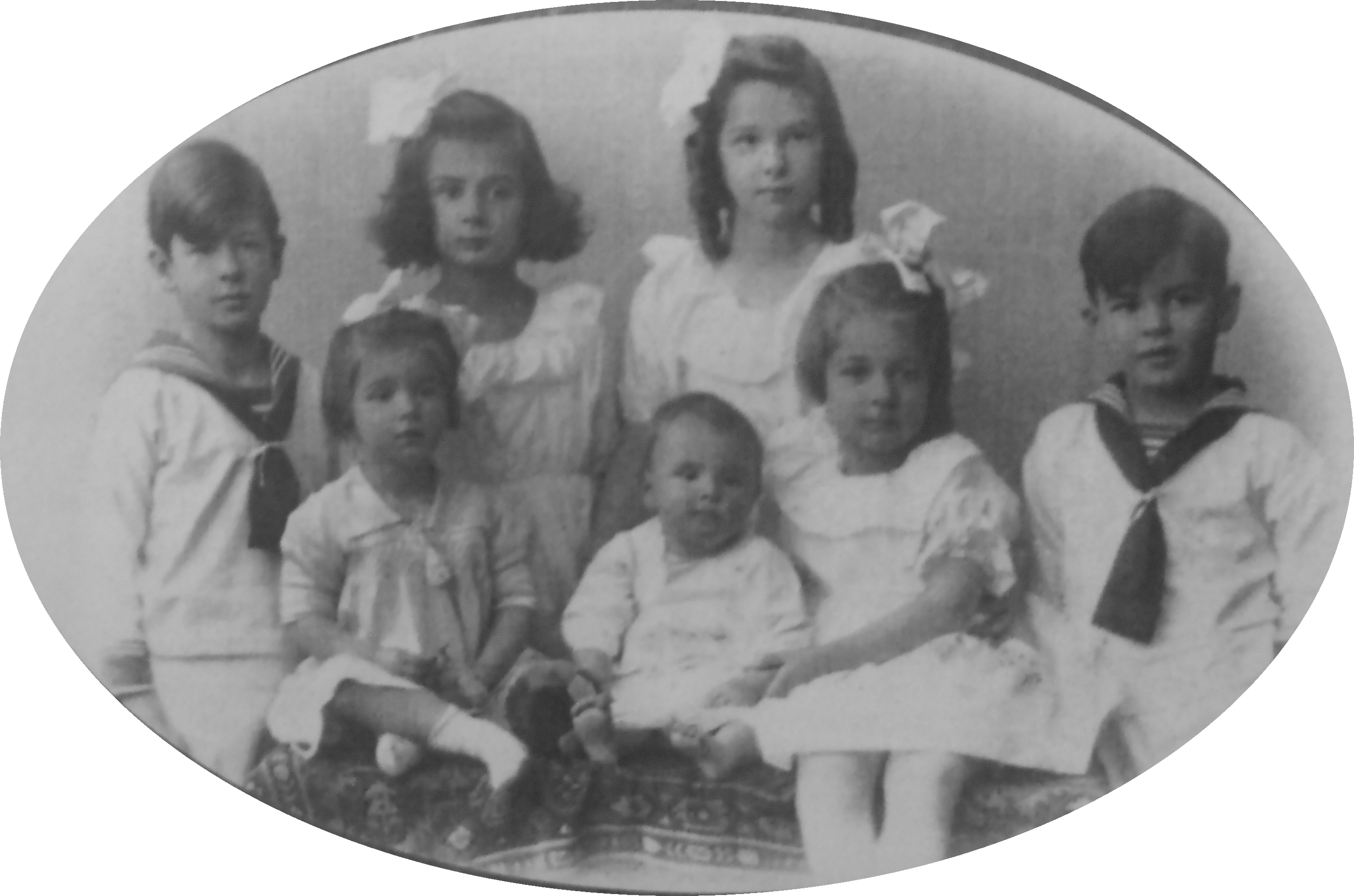 real von Trapp children picture