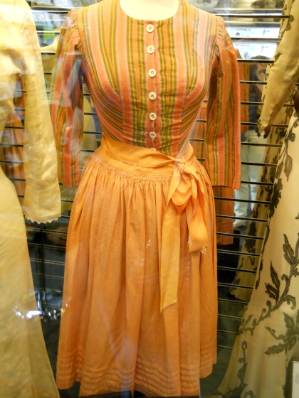 Original-Sound-of-Music-dress-on-display