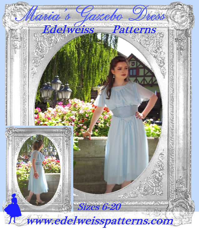 maria's-blue-chiffon-dress-picture-sound-of-music-costume-pattern