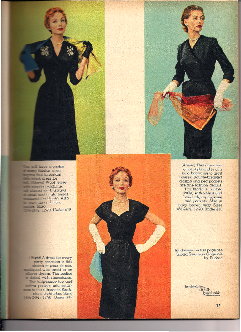 1950s-winter-party-dresses