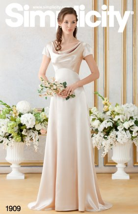 Another Royal Wedding Dress Pattern Edelweiss Patterns Blog