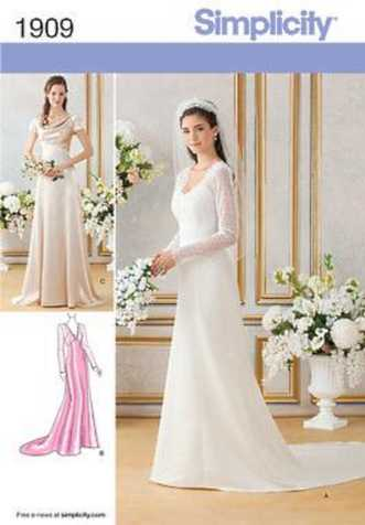 Another Royal Wedding Dress Pattern Edelweiss Patterns Blog Impressive Wedding Gown Patterns