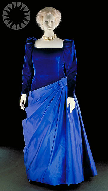 barbara-bush-inaugural-gown