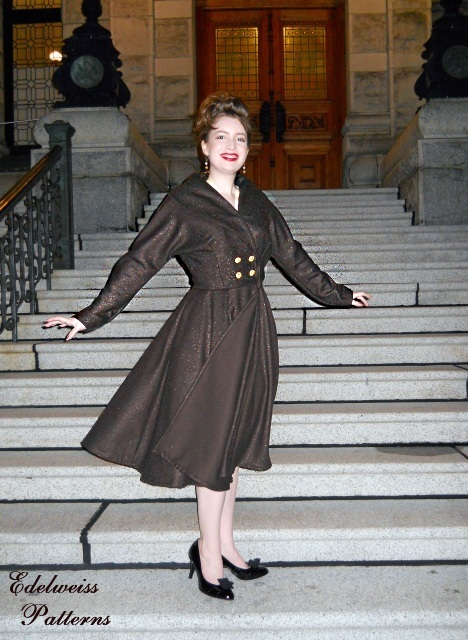vintage-1950s-coat-brown