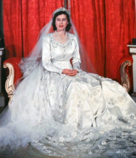 Royal Wedding Gowns Through The Decades Edelweiss