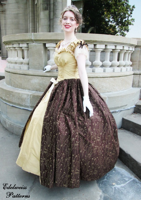victorian-ball-gown