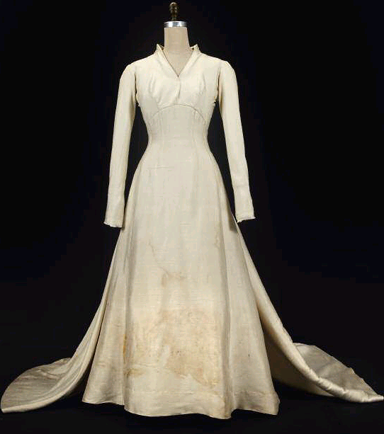 Maria\'s Wedding Dress Is Up For Auction - The Sound Of Music ...