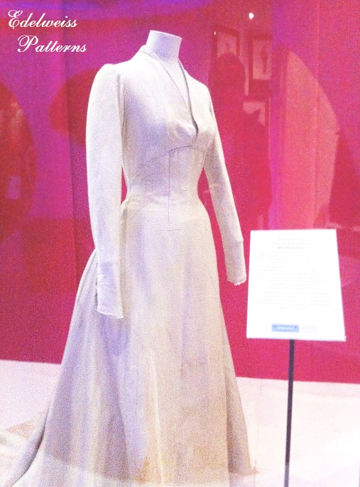 maria's-wedding-dress-on-display