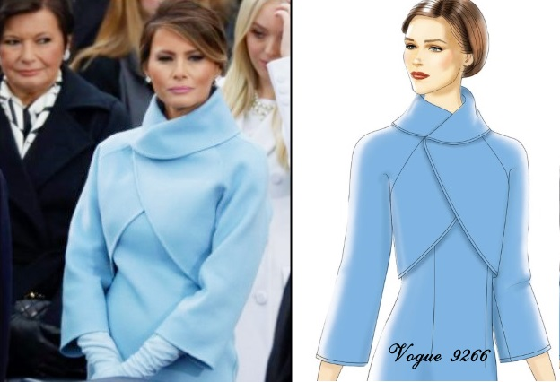 melania-trump-blue-suit-pattern