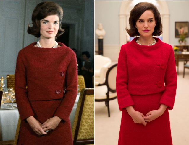 My Jacqueline Kennedy Red Suit Reproduction | Edelweiss Patterns Blog
