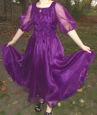 purple-1930s-dress