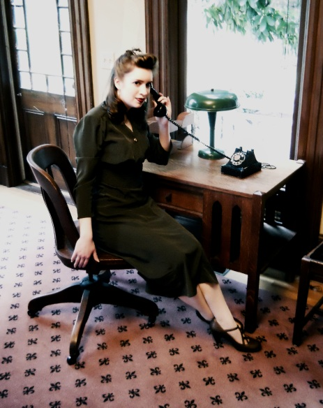 military-office-wwii