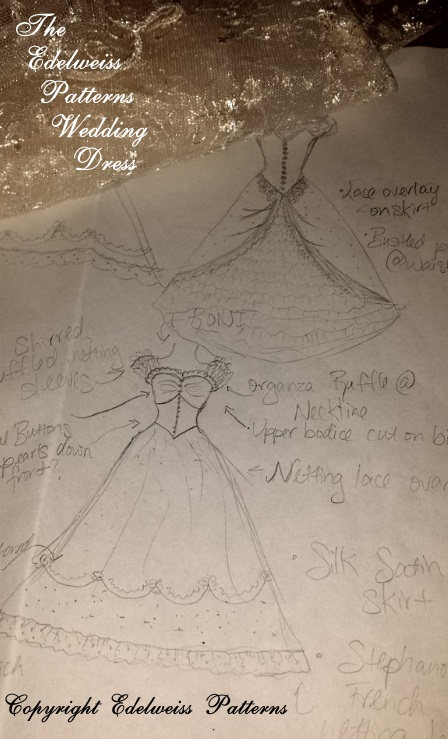 wedding-dress-sketch