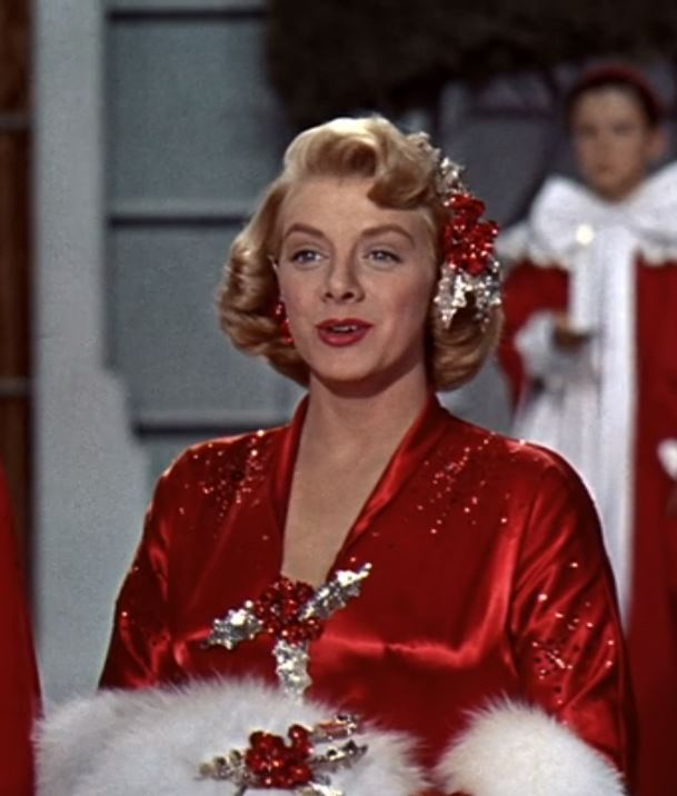 The White Christmas Red Ballgown Costume Edelweiss Patterns Blog